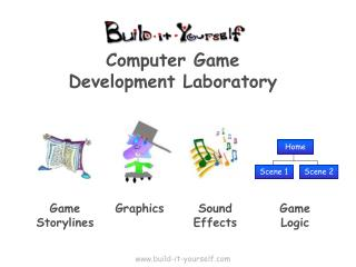 Computer Game Development Laboratory