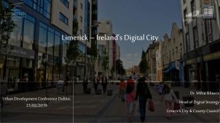 4th Global Partners Forum: Dublin
