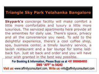 Triangle Sky Park @@9999684955, Triangle Group New Project,