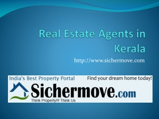 Real Estate Agents in Kerala