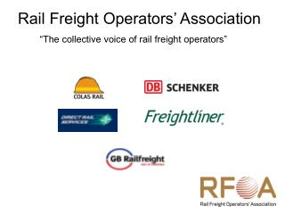 Rail Freight Operators  Association