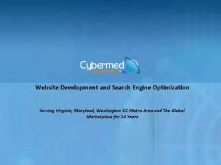 Cybermed Marketing - Search Engine Marketing