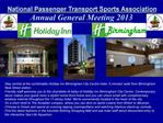 National Passenger Transport Sports Association