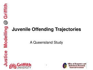 Juvenile Offending Trajectories