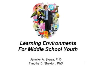 Learning Environments  For Middle School Youth