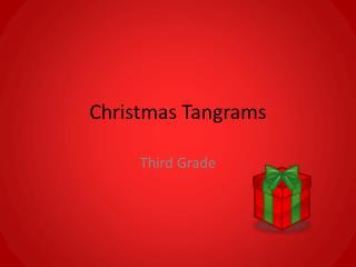 Christmas Tangrams