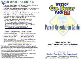 Parent Orientation Guide