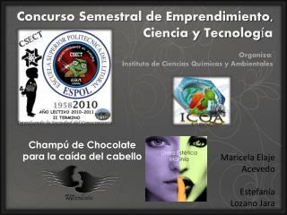 Concurso Semestral de Emprendimiento, Ciencia y Tecnolog a