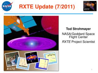 RXTE Update 7