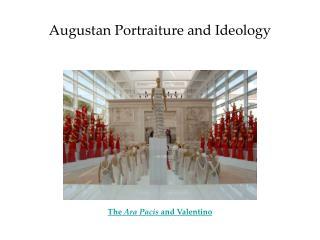 Augustan Portraiture and Ideology
