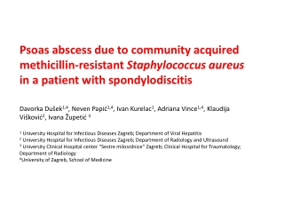 COMMUNITY ACQUIRED METHICILLIN RESISTANT STAPHYLOCOCCUS AUREUS