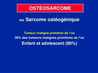 OST OSARCOME