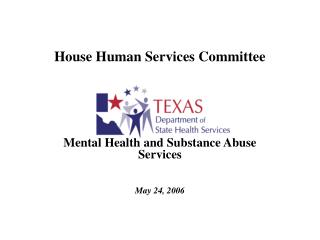 House Human Services Committee