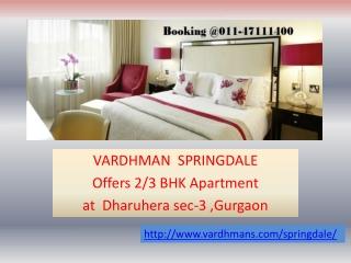 Springdale Dharuhera