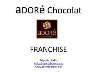 ADOR  Chocolat