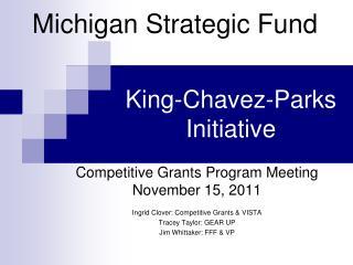 King-Chavez-Parks Initiative