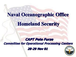 Naval Oceanographic Office