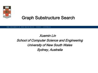 Graph Substructure Search