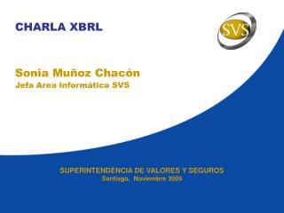 CHARLA XBRL