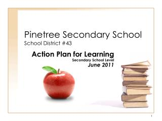 Pinetree Secondary School School District 43