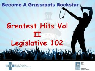 Greatest Hits Vol II Legislative 102