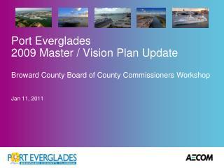 Port Everglades  2009 Master