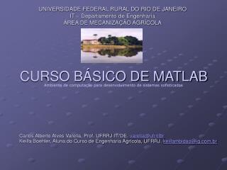 CURSO B SICO DE MATLAB