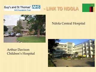 Ndola Central Hospital