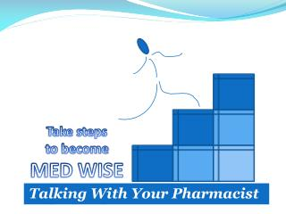 Talking With Your Pharmacist