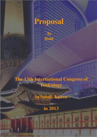 Proposal  To Hold