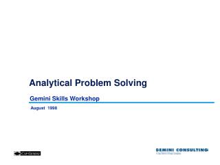 Gemini Skills Workshop