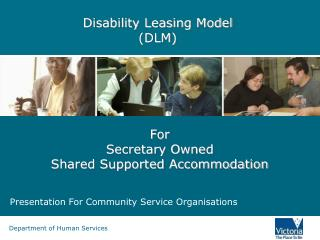 Disability Leasing Model DLM