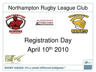 Northampton Rugby League Club