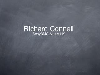 Richard Connell