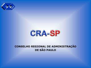 CONSELHO REGIONAL DE ADMINISTRA  O DE S O PAULO