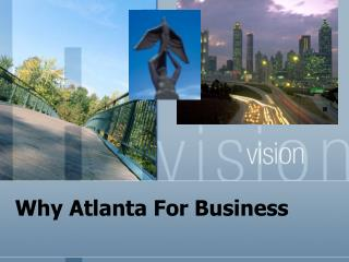 Why Atlanta For Business