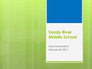 Sandy River Middle School