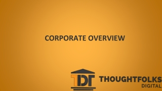 US Investor Presentation