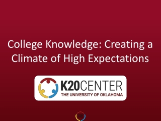 Making College Readiness Real