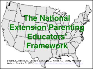 The National Extension Parenting Educators  Framework