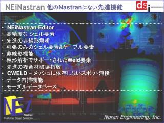 NEiNastran Editor            Weld    CWELD