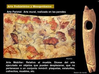 Arte Prehist rico y Mesopot mico