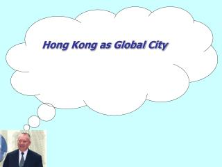 Hong Kong as Global City