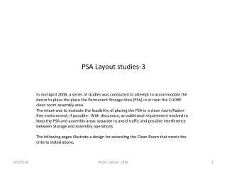 PSA Layout studies-3
