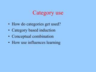 Categorization3
