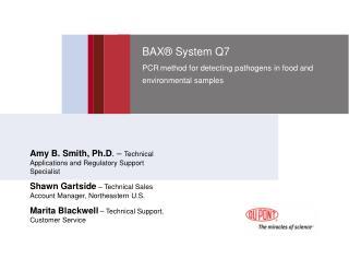 BAX  System Q7