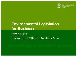 Environmental Legislation for Business