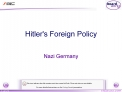 Hitlers Foreign Policy