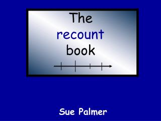 The recount  book