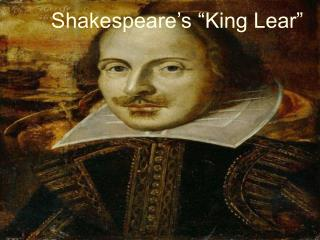 Shakespeare s  King Lear